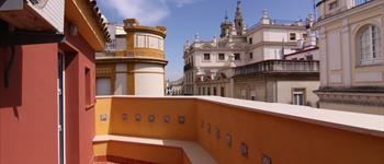 Great holiday home in the historic center of Seville