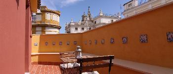 Estupendo alojamiento vacacional en el centro historico de Sevilla