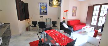 Fantastic vacational apartment in the city of Seville